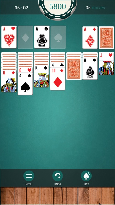 Solitaire Diamond Card Game screenshot 4