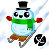 Snowman - Animated stickers