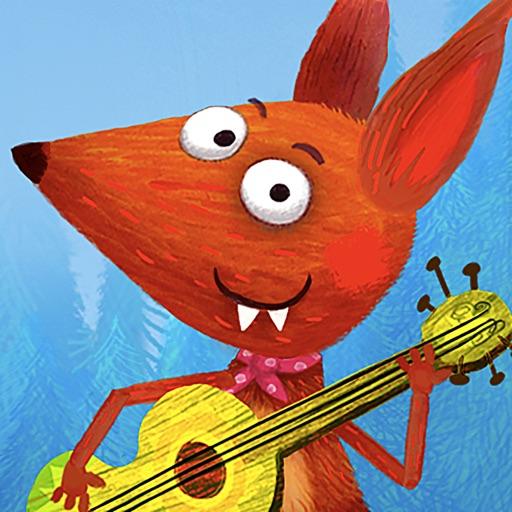 小狐狸音乐盒:Little Fox Music Box – Kids songs – Sing along
