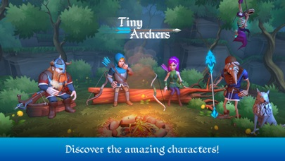 Tiny Archers Screenshots