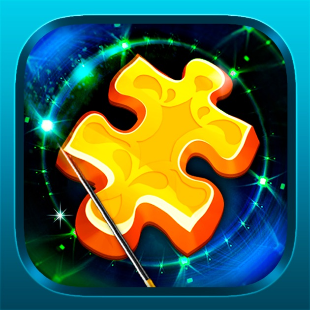 Magic jigsaw puzzles on the app store Majic app