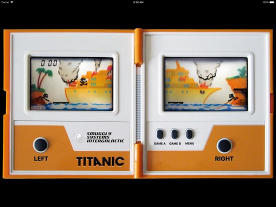 Titanic LCD Screenshots