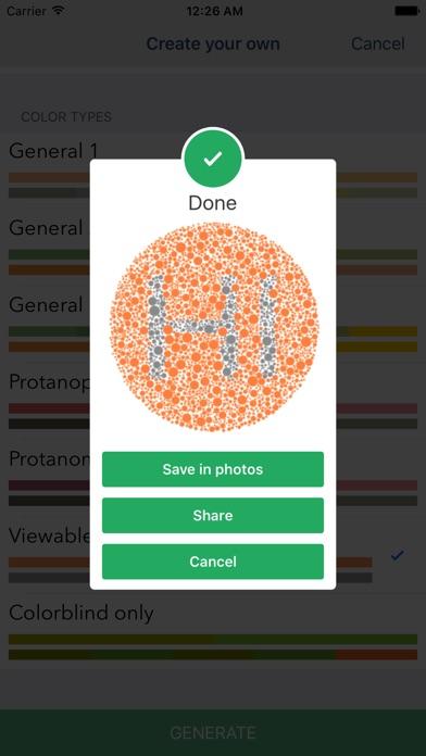 Color Vision Test LiteScreenshot of 5