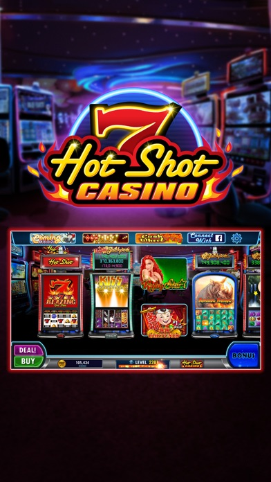 Hot Shot Casino: Slot Machines app