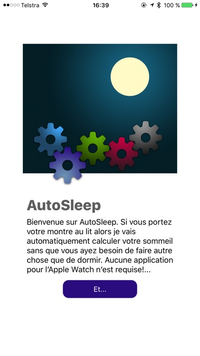 download AutoSleep. Tracker de sommeil apps 1