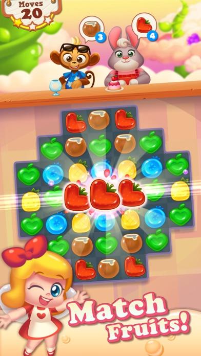 Tasty Treats - A Match 3 Game Скриншоты3