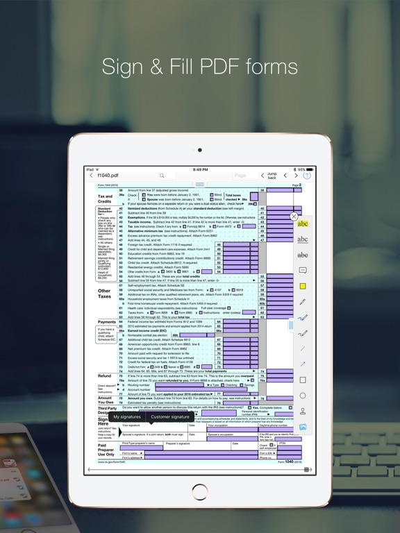 PDF Reader Pro Edition® Screenshots