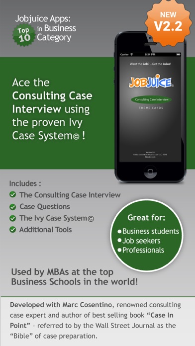 Case Interview-Jobjuice Screenshots
