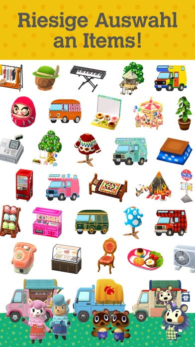 Screenshot 5 Animal Crossing: Pocket Camp