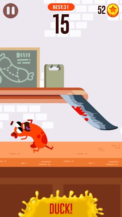 Image of Run Sausage Run! for iPhone