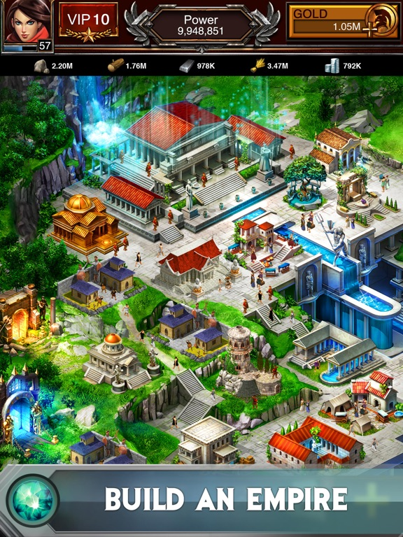 Game of War - Fire Age iPad