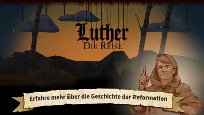 Luther - die Reise iOS Screenshots