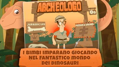 Screenshot of Archeologo: Giochi per bambini2