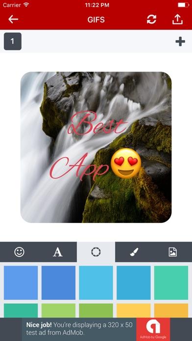 GIF برنامج فيديو صور متحركهلقطة شاشة4