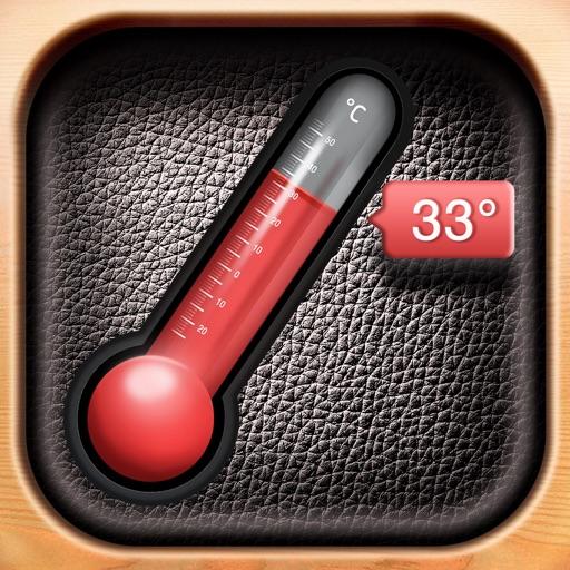 Асистент термометр