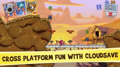 Worms3 screenshot 4