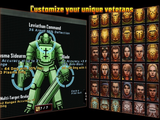 Screenshot #4 for Templar Battleforce Elite
