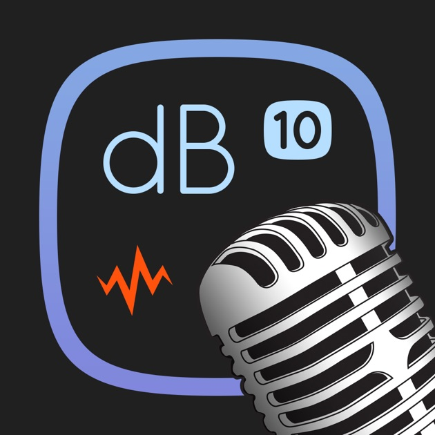 Decibel 10: Noise dB Meter, FFT Frequency Analyzer on the ...