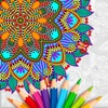 Color Art: Relax Coloring Book