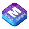 Measure 3D Pro-AR 줄자 앱 아이콘 이미지