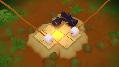 Campfire Cooking iOS Screenshots
