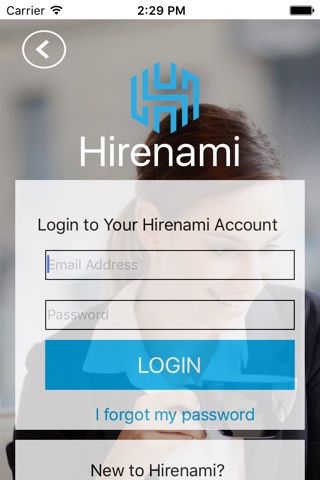 Hirenami screenshot 2