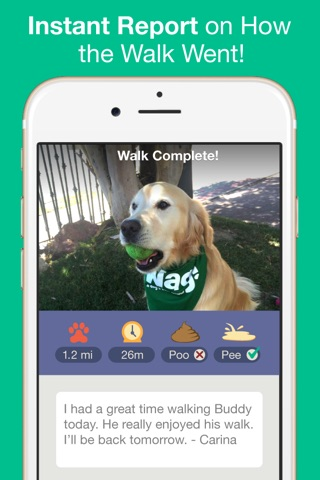 Wag! - Instant Dog Walkers screenshot 3