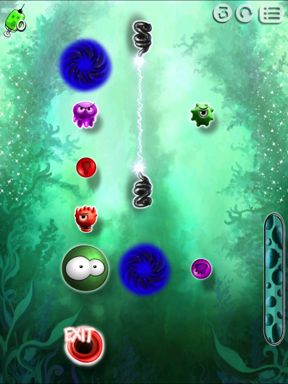 Screenshot #2 for Get the Germs: Addictive Physics Puzzle Game
