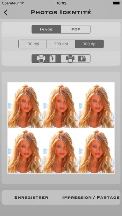 My Photo Pro - Photo Identité Screenshots
