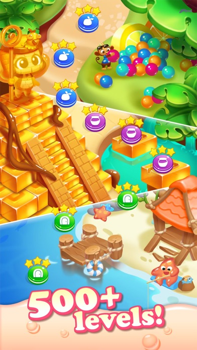 Tasty Treats - A Match 3 Puzzle Game Скриншоты7