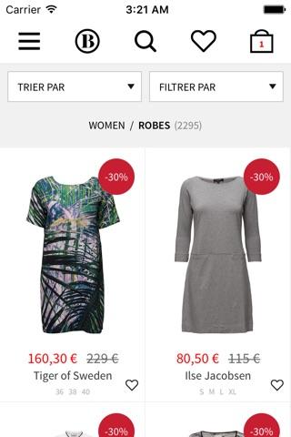 Boozt.com - we deliver fashion screenshot 3