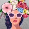 makeup fashion saloon