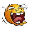 Hao Nguyen - Funny and Crazy Emoji Sticker artwork
