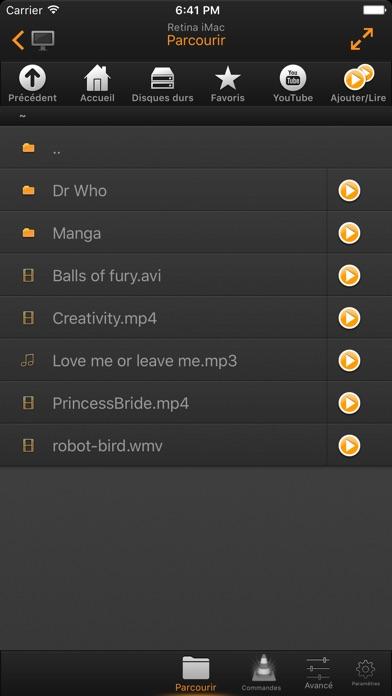 download VLC Remote apps 3