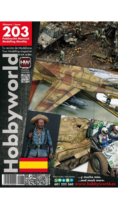 Hobbyworld Magazine review screenshots