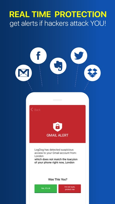 download LogDog – Mobile Security appstore review