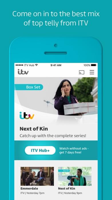 ITV Hub - App Store Revenue & Download estimates   PRIORI DATA