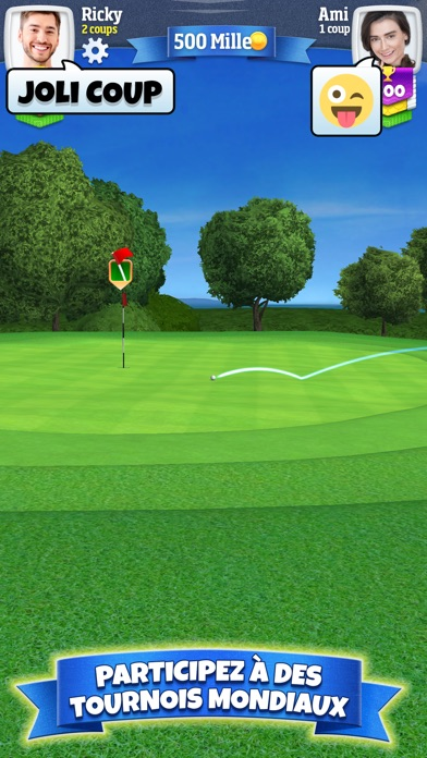 download Golf Clash apps 1