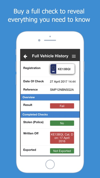 download Total Car Check appstore review