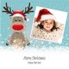 Christmas コラージュ 写真加工