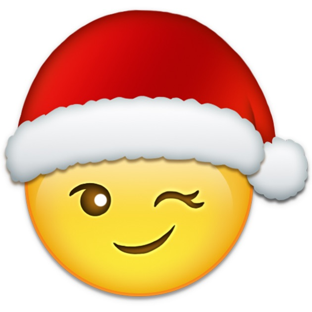 Christmas Emoji On The App Store