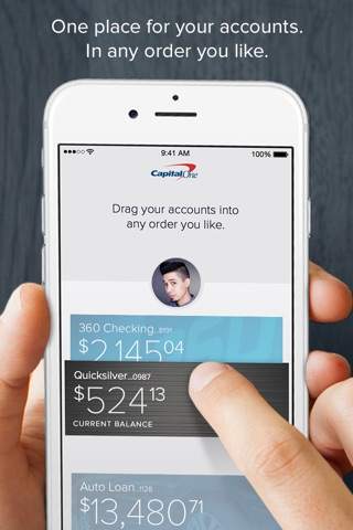Capital One Mobile screenshot 2