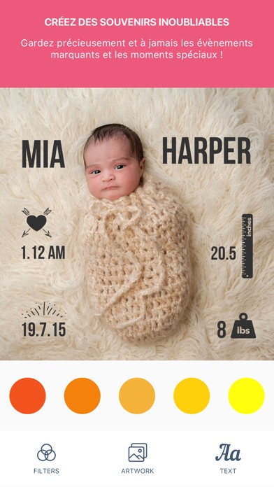 download Baby Pics - Éditeur photo apps 1