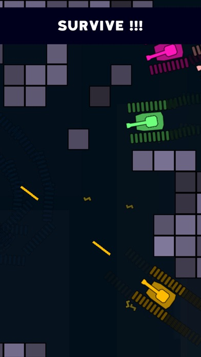 Super Tank Arena Battles Screenshots