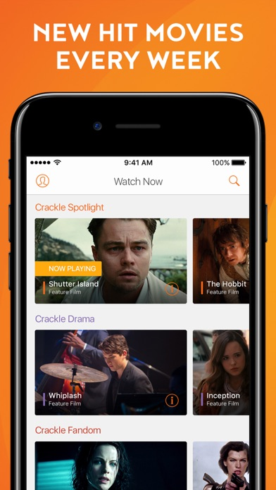 Crackle - Movies & TV screenshot 3