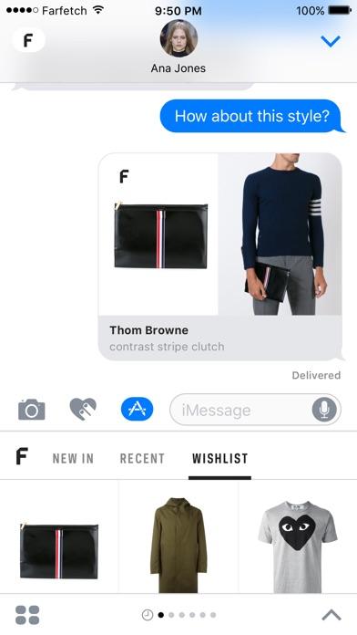 Farfetch − デザイナーズファッションをショッピング Screenshot