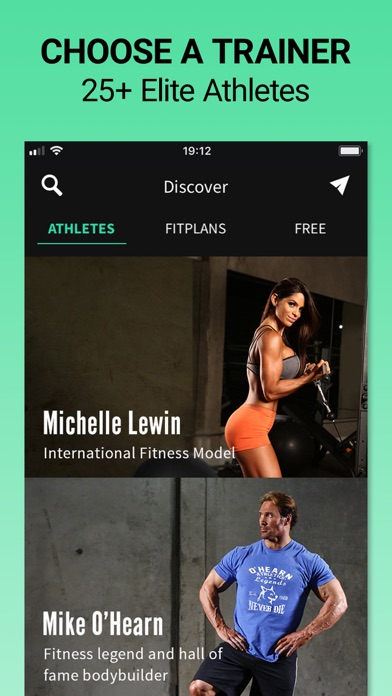 download Fitplan: Gym & Home Workouts appstore review
