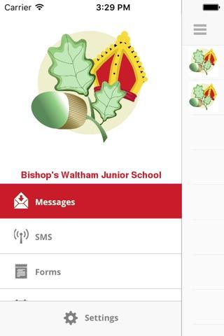 Bishop's Waltham Junior School (SO32 1EP) screenshot 2