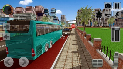 3D Bus Driving Academy Game screenshot 1