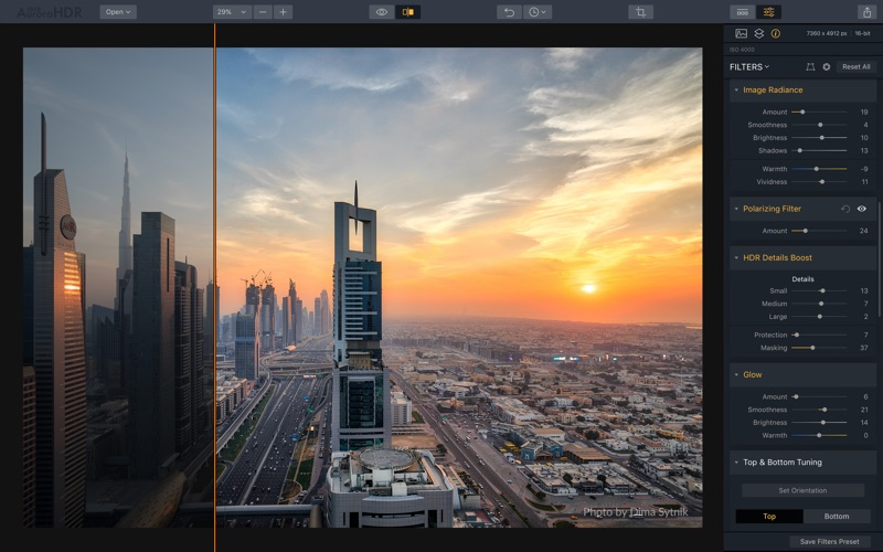 App Store Screenshot of Aurora HDR 2018